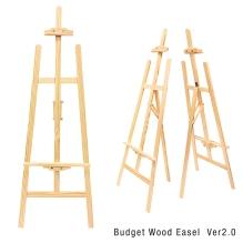 Budget Wood Easel Stand V2
