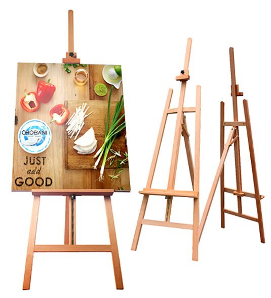 How To Make A Art Easel Stand