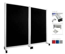 Mobile Large Panel Display
