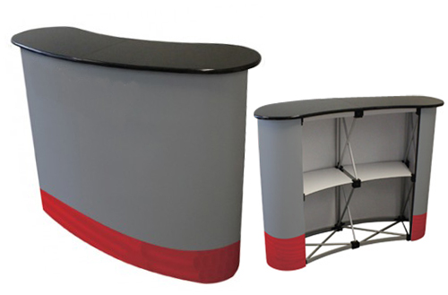 Exhibition Booth Counter : Pop up display system backdrop malaysia exhibition