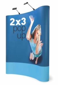 Pop up Display system