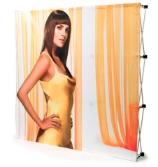 Velcro Pop Up Straight Display system 3x3
