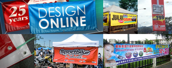 Outdoor Banner Printing