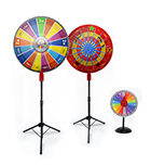 lucky wheel table stand